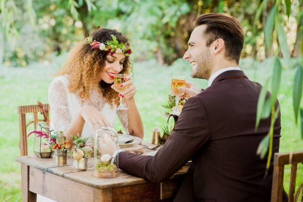 Shooting inspiration mariage - Isabelle & Maxime au château du Vivier